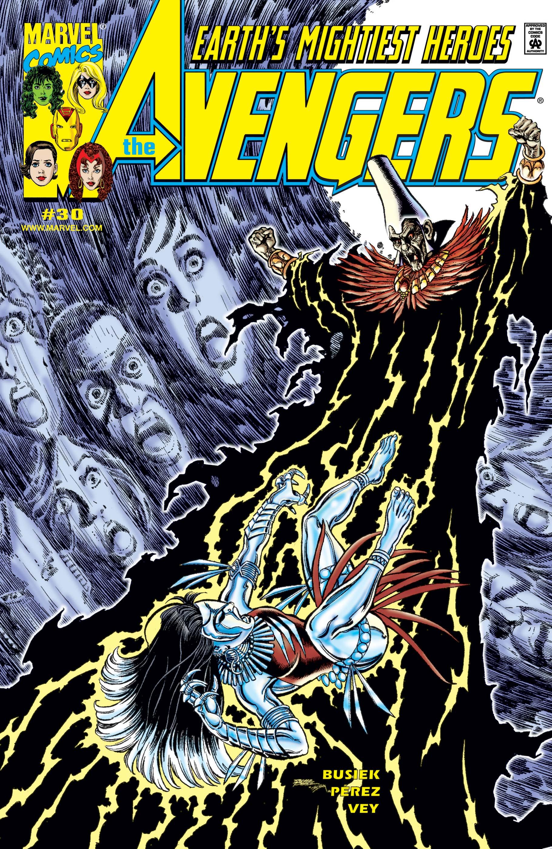Avengers (1998) #30
