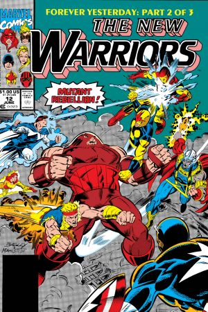 New Warriors #12