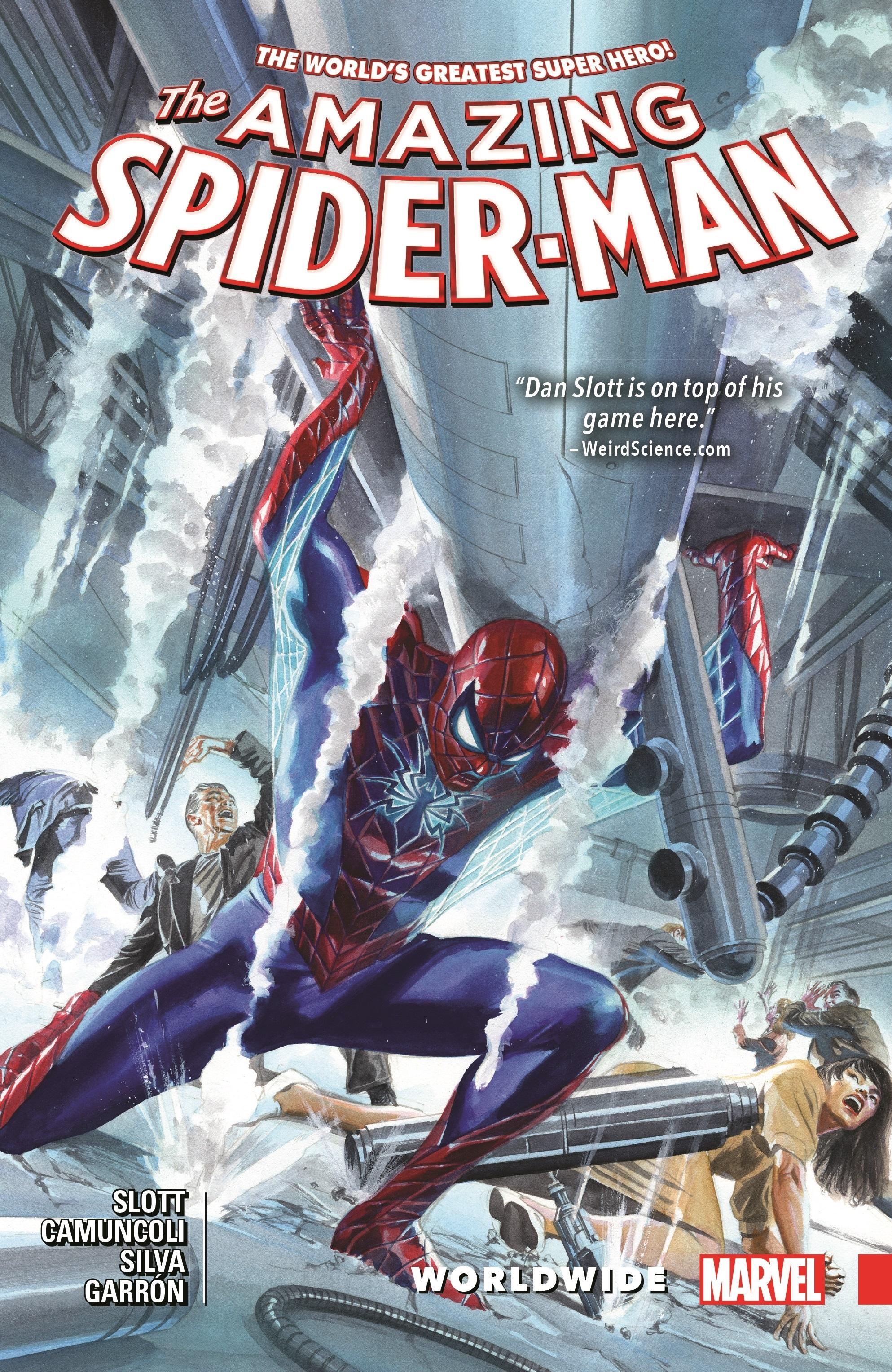 Amazing Spider-Man: Worldwide Vol. 4 (Trade Paperback)