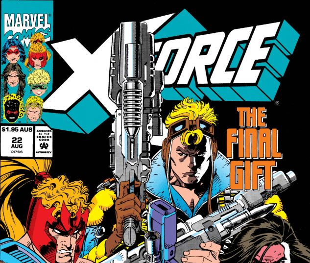 X-Force (1991) #22