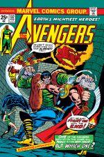 Avengers (1963) #132 cover
