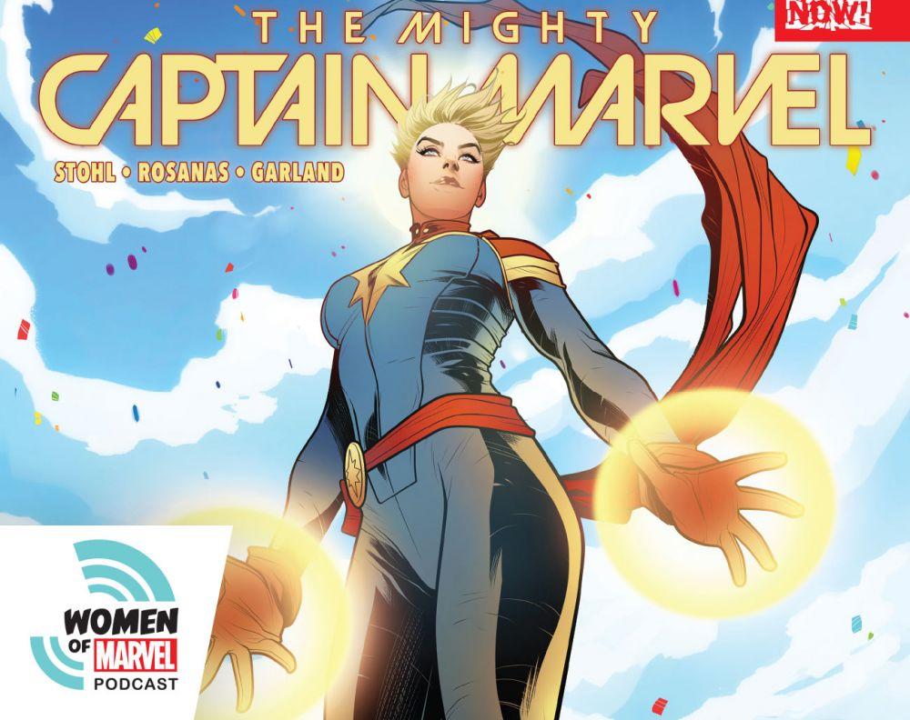 The Women of Marvel Podcast