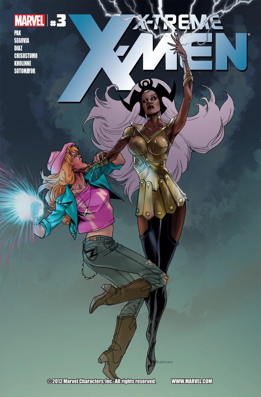 X-Treme X-Men (2012) #3