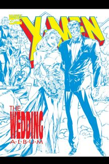 X-Men: The Wedding Album #1