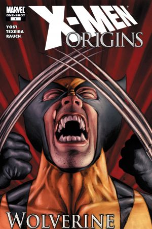 X-Men Origins: Wolverine (2009) #1