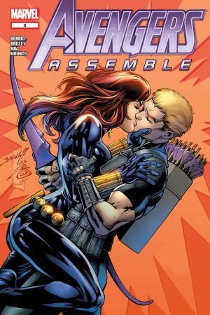 Avengers Assemble (2012) #5