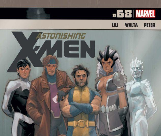 Astonishing X-Men (2004) #68