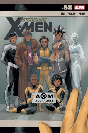 Astonishing X-Men #68