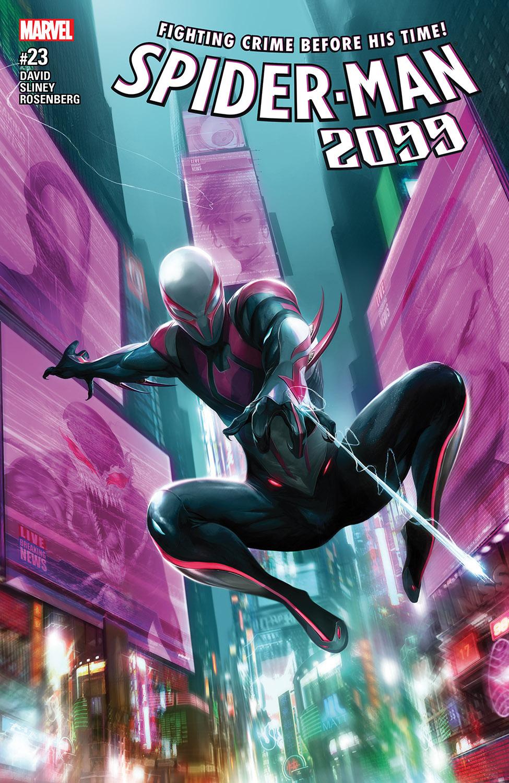 Spider-Man 2099 (2015) #23