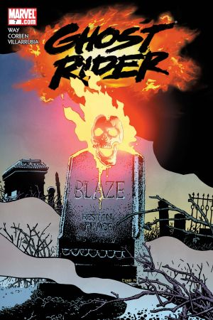Ghost Rider (2006) #7