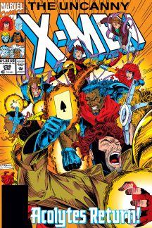 Uncanny X-Men (1963) #298