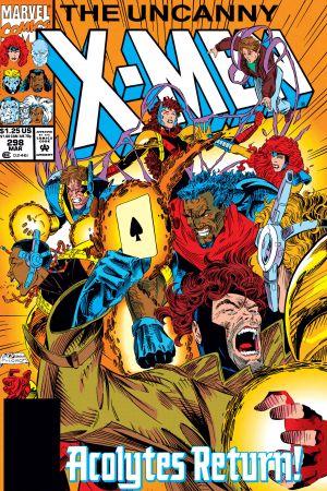 Uncanny X-Men #298