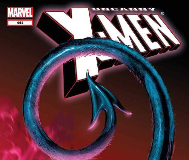 UNCANNY X-MEN (1963) #444