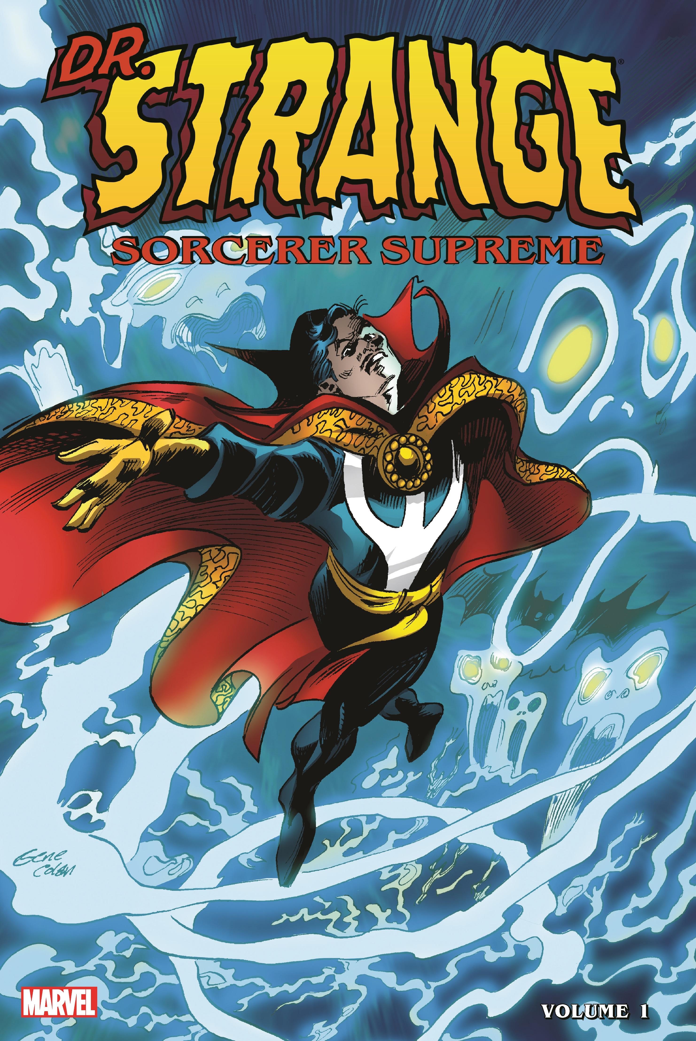Doctor Strange, Sorcerer Supreme Omnibus Vol. 1 (Hardcover)