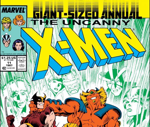 X-MEN ANNUAL (1970) #11