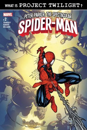 Peter Parker: The Spectacular Spider-Man (2017) #2