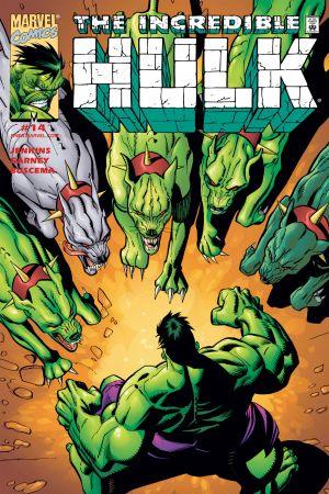 Incredible Hulk (1999) #14