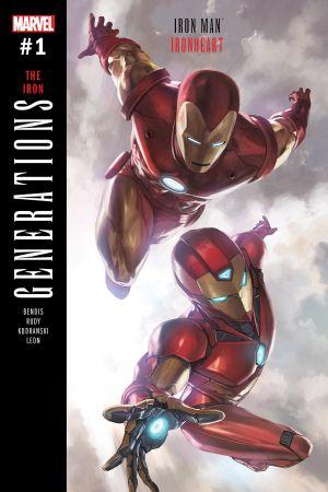 GENERATIONS: IRON MAN & IRONHEART 1 #1