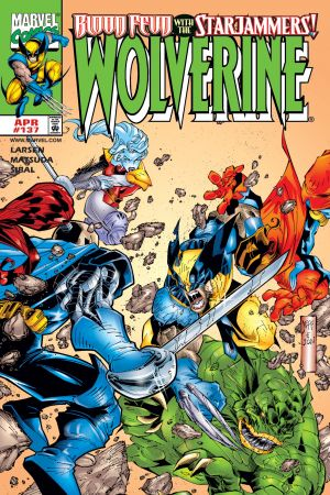 Wolverine #137