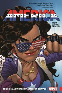 AMERICA VOL. 1: THE LIFE AND TIMES OF AMERICA CHAVEZ TPB (Trade Paperback)