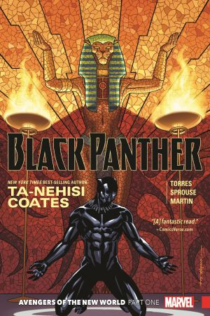 Black Panther Book 4: Avengers of the New World Part 1 (Trade Paperback)