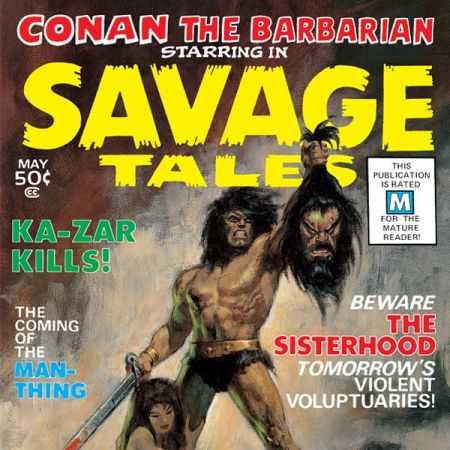 Savage Tales (1971 - 1975)