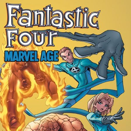 Marvel Age Fantastic Four (2004)