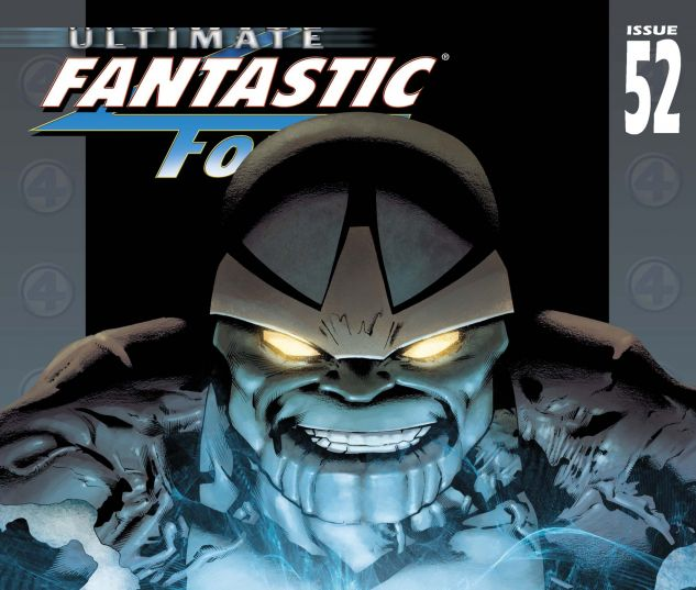 Ultimate Fantastic Four (2003) #52