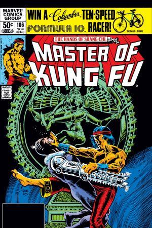 Master of Kung Fu (1974) #106