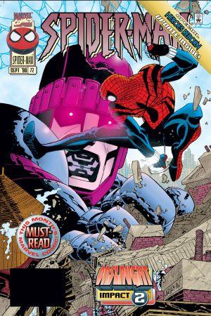 Spider-Man #72