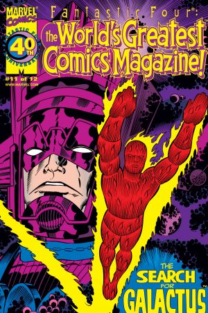 Fantastic Four: World's Greatest Comics Magazine #11