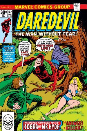 Daredevil #142