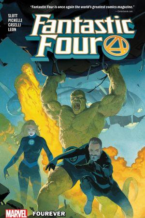 Fantastic Four Vol. 1: Fourever (Trade Paperback)