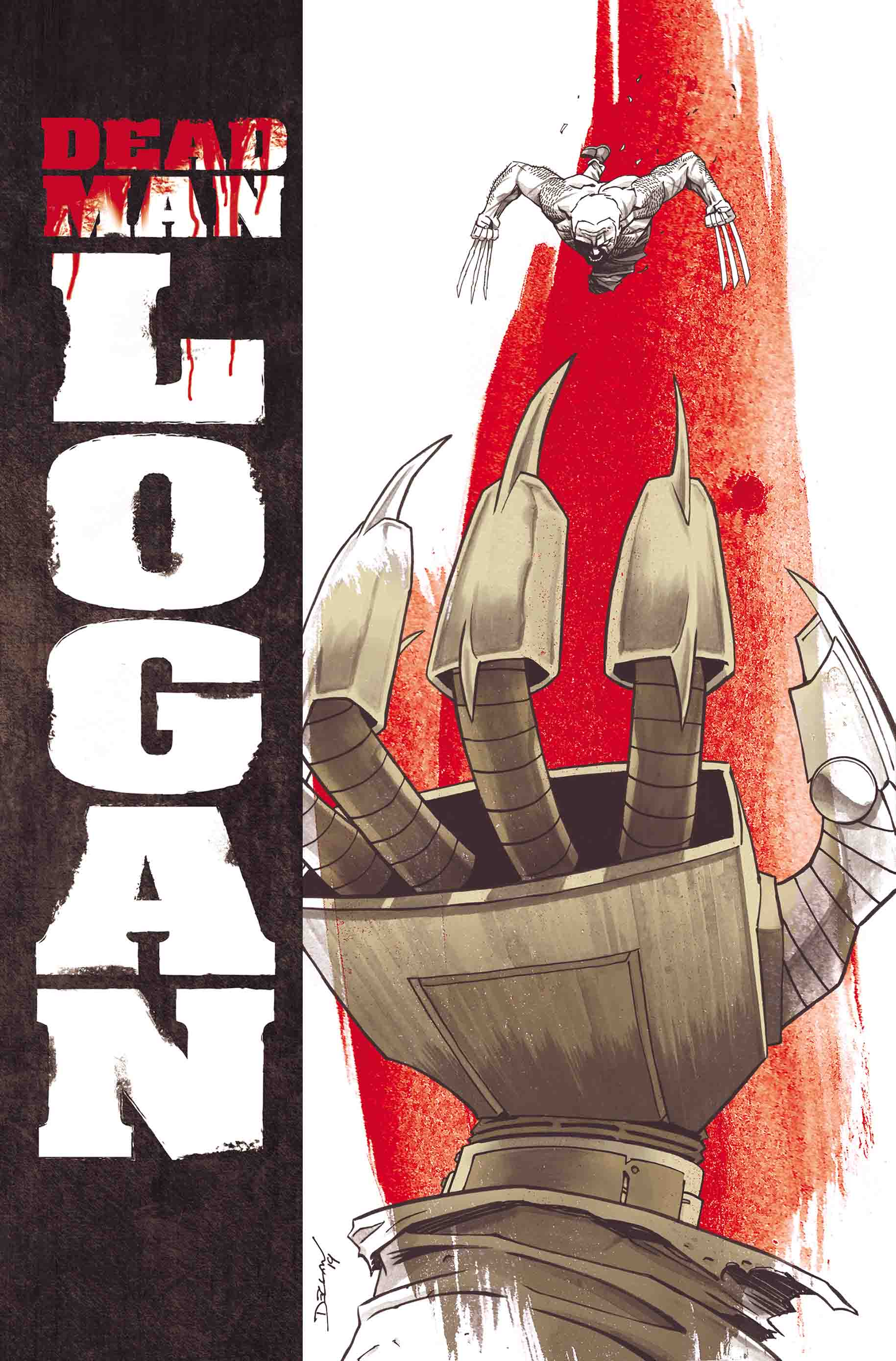 Dead Man Logan (2018) #10