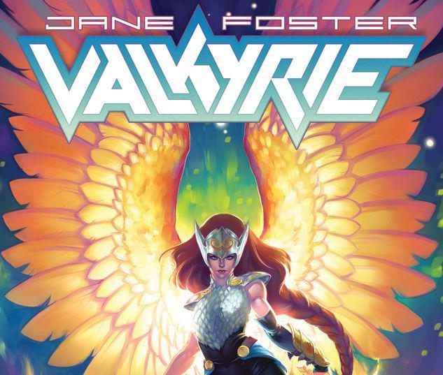 Valkyrie: Jane Foster #1