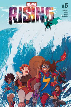 Marvel Rising #5