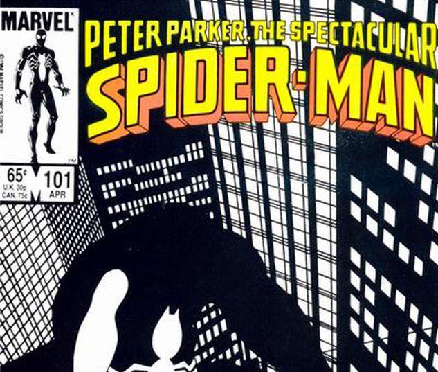 Peter Parker, the Spectacular Spider-Man #101