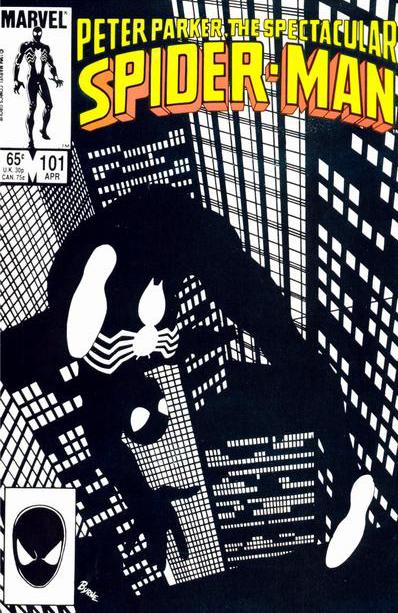Peter Parker, the Spectacular Spider-Man (1976) #101