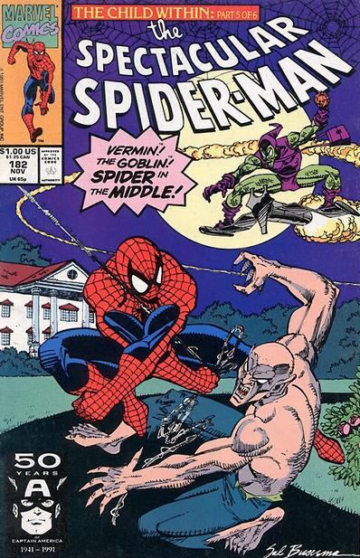 Peter Parker, the Spectacular Spider-Man (1976) #182