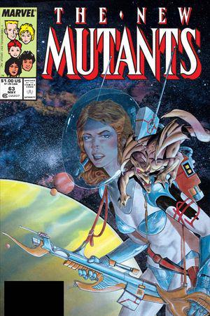 New Mutants #63