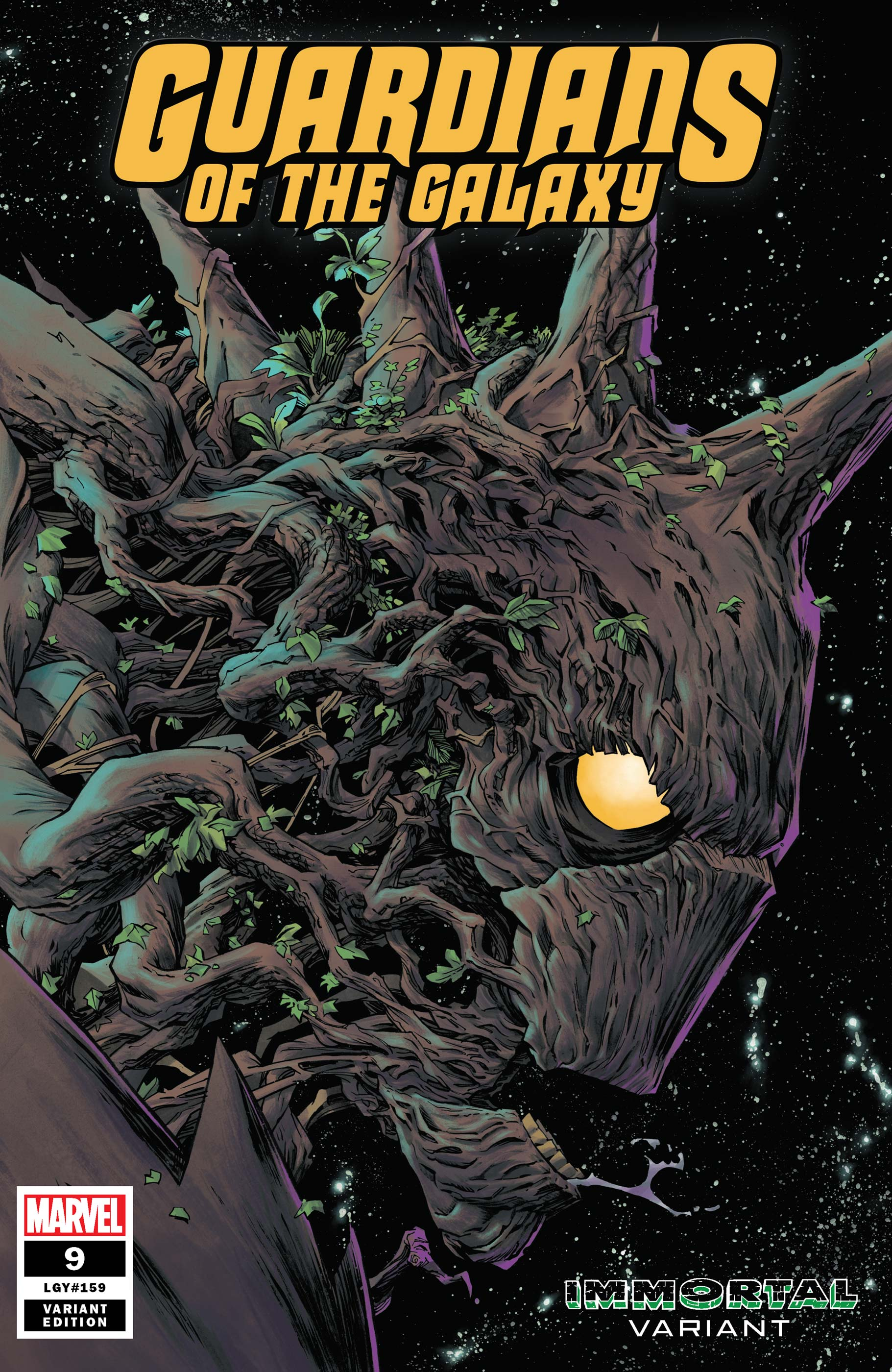 Guardians of the Galaxy (2019) #9 (Variant)