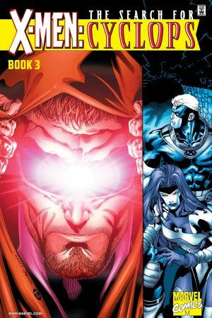X-Men: The Search for Cyclops #3