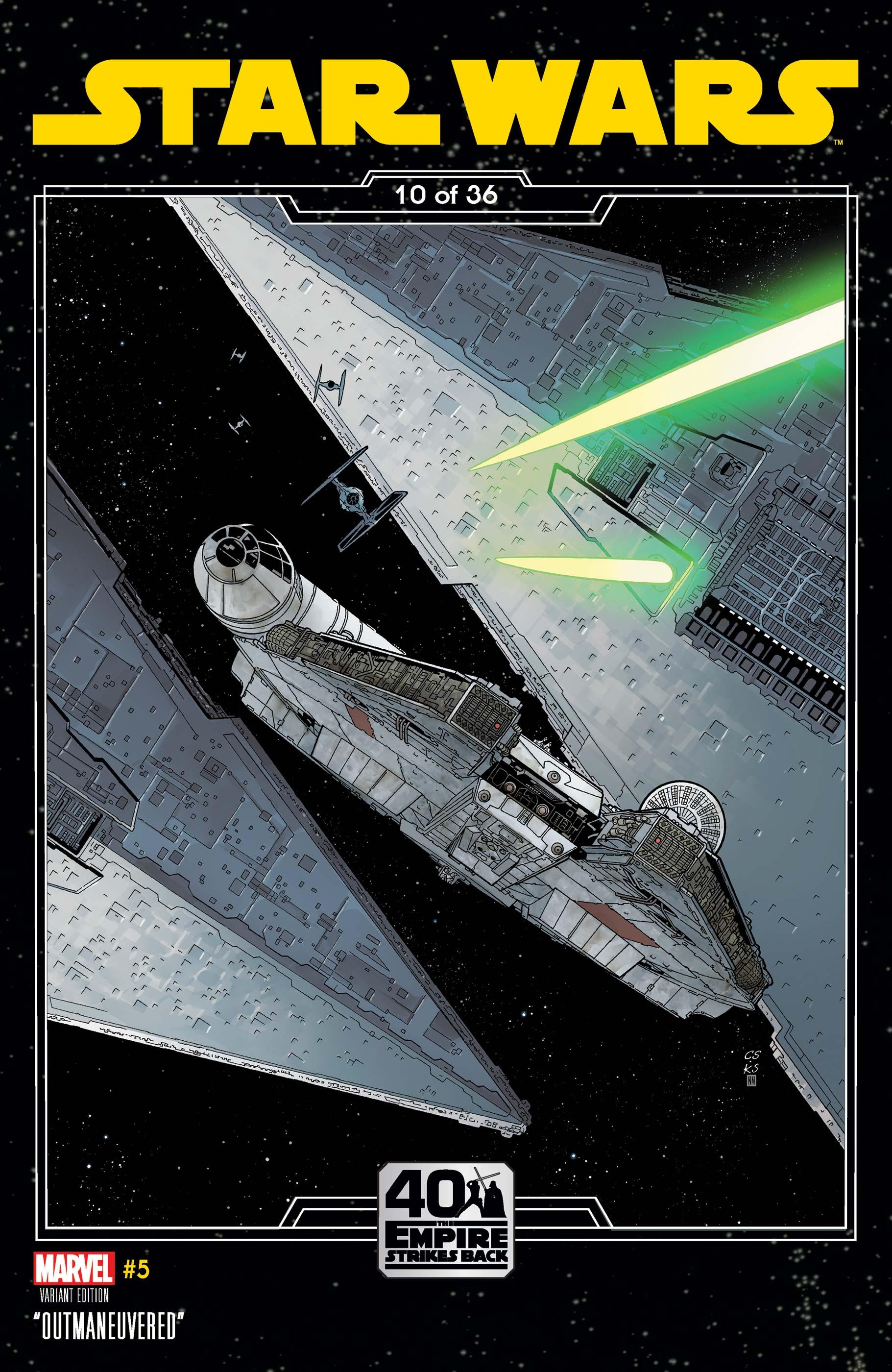Star Wars (2020) #5 (Variant)