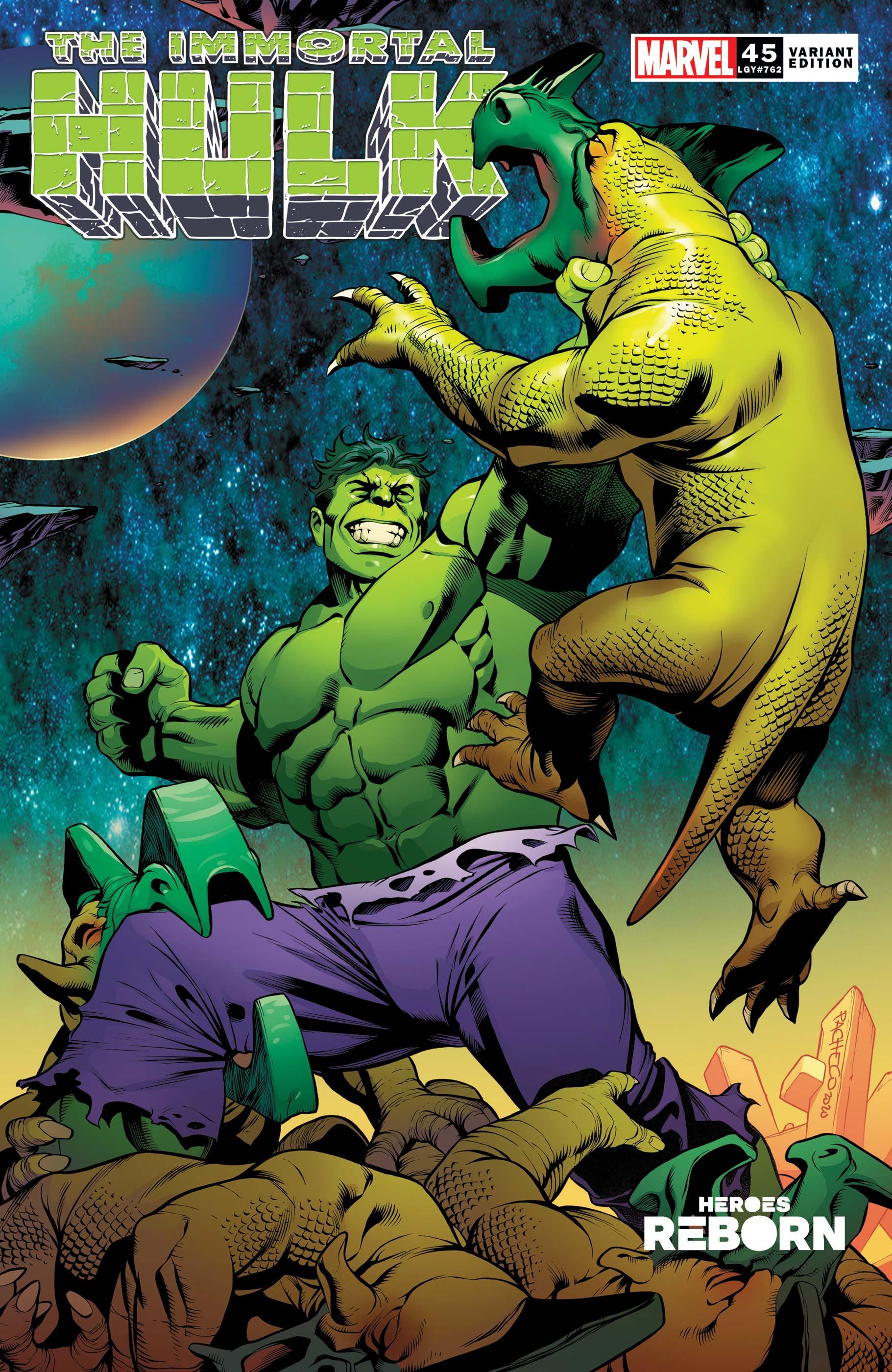 Immortal Hulk (2018) #45 (Variant)