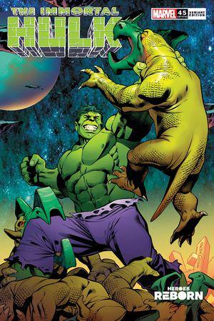 Immortal Hulk #45  (Variant)