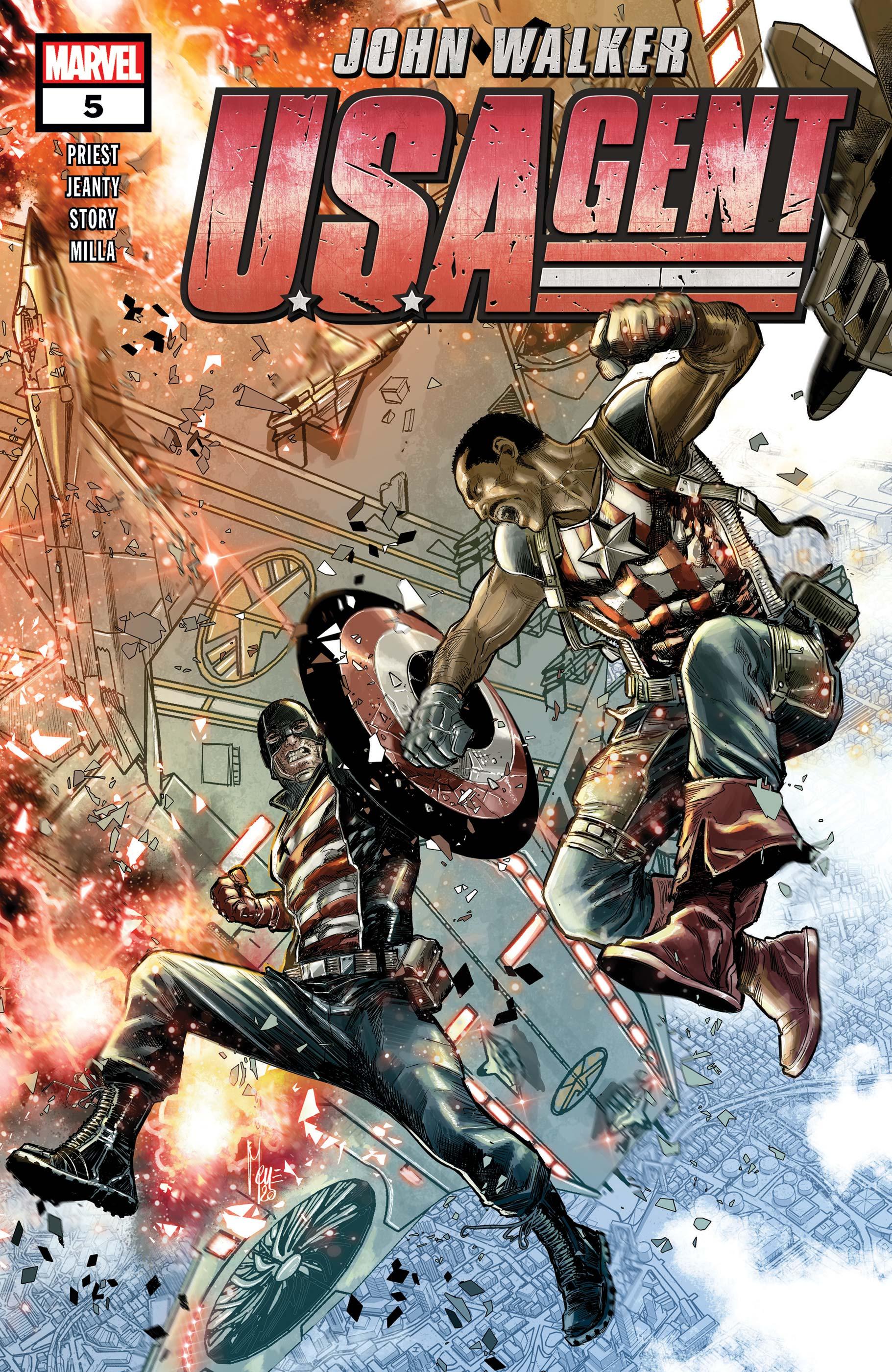 U.S.Agent (2020) #5