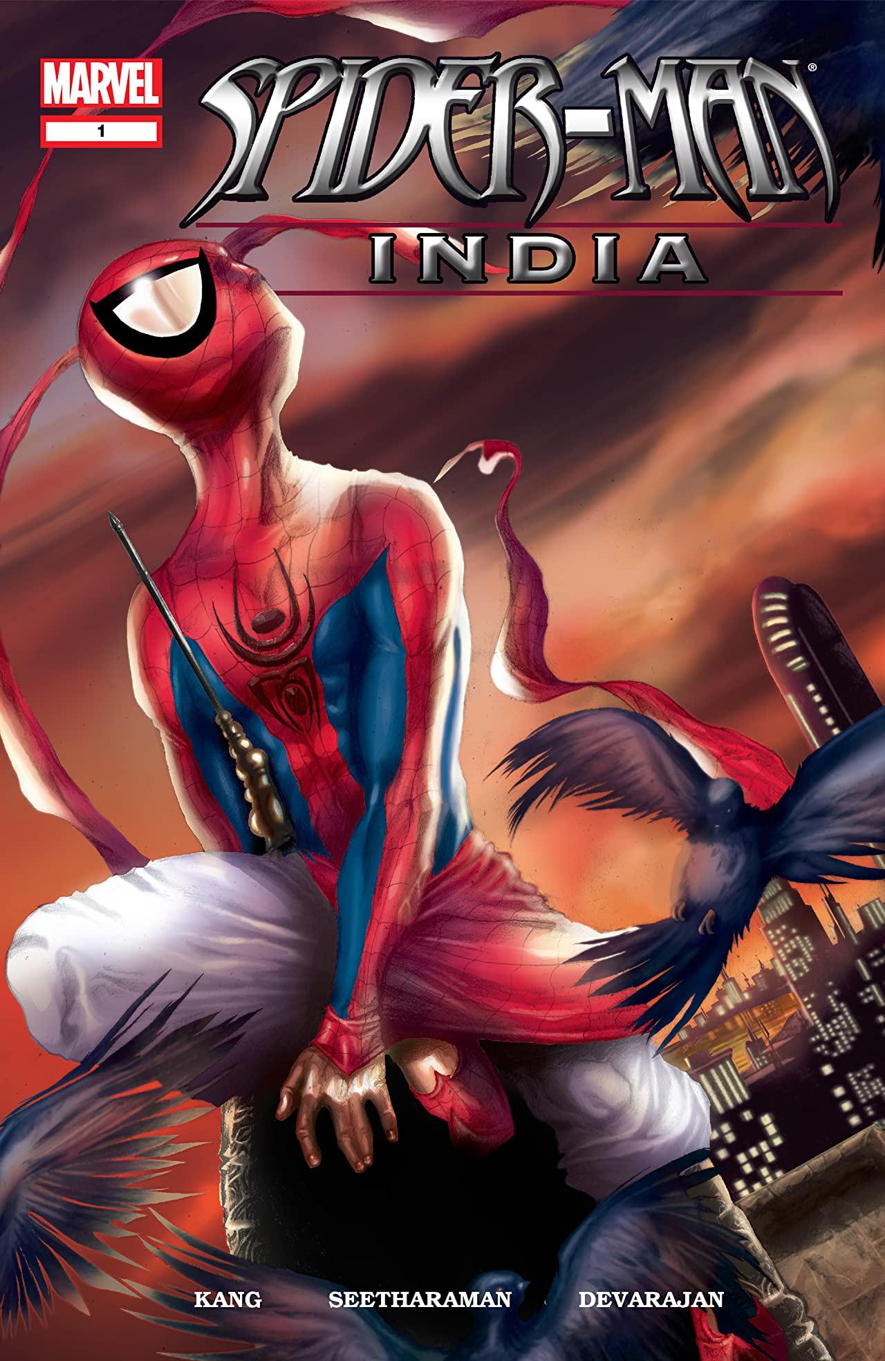 Spider-Man: India (2004) #1