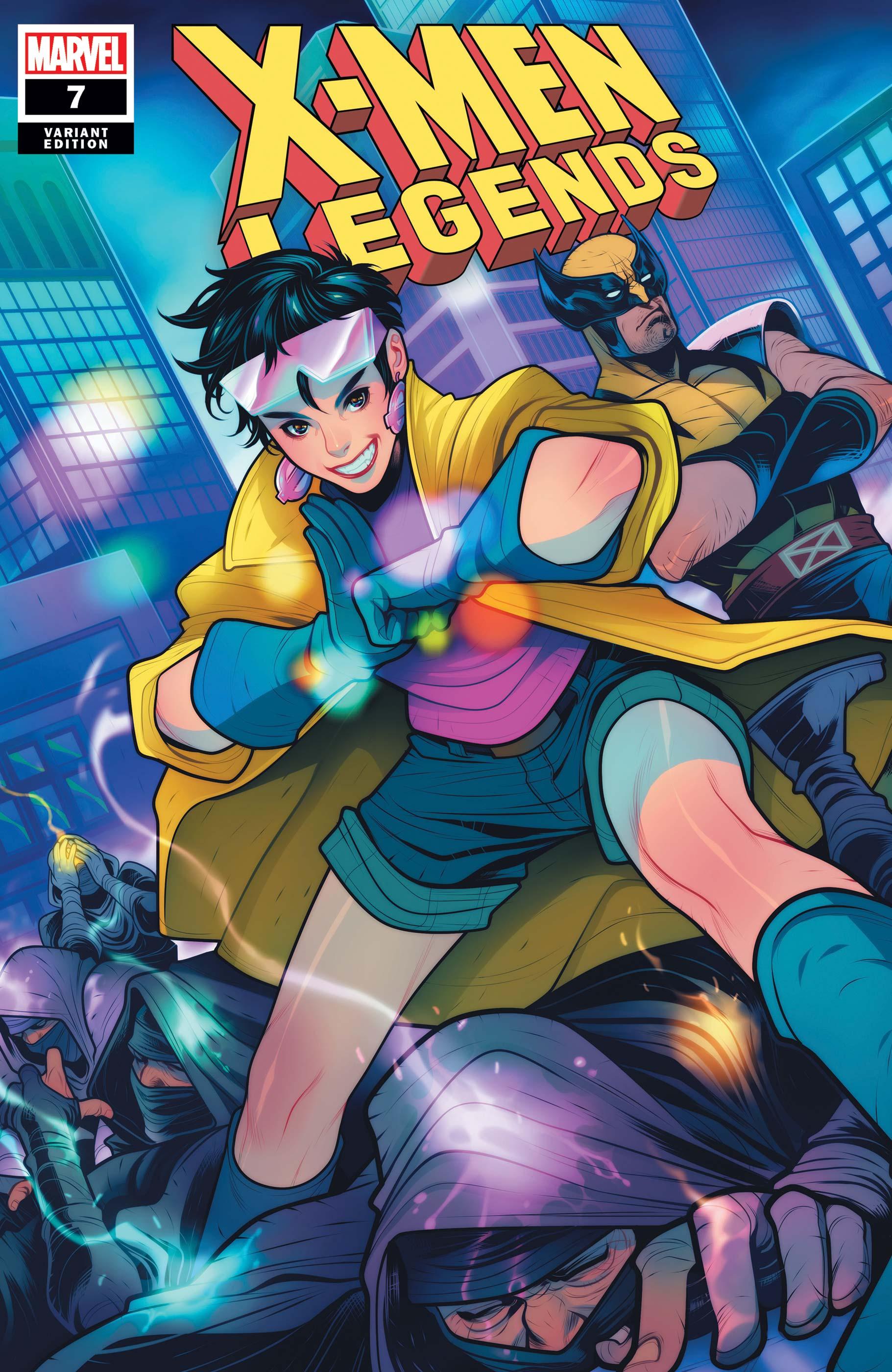X-Men Legends (2021) #7 (Variant)