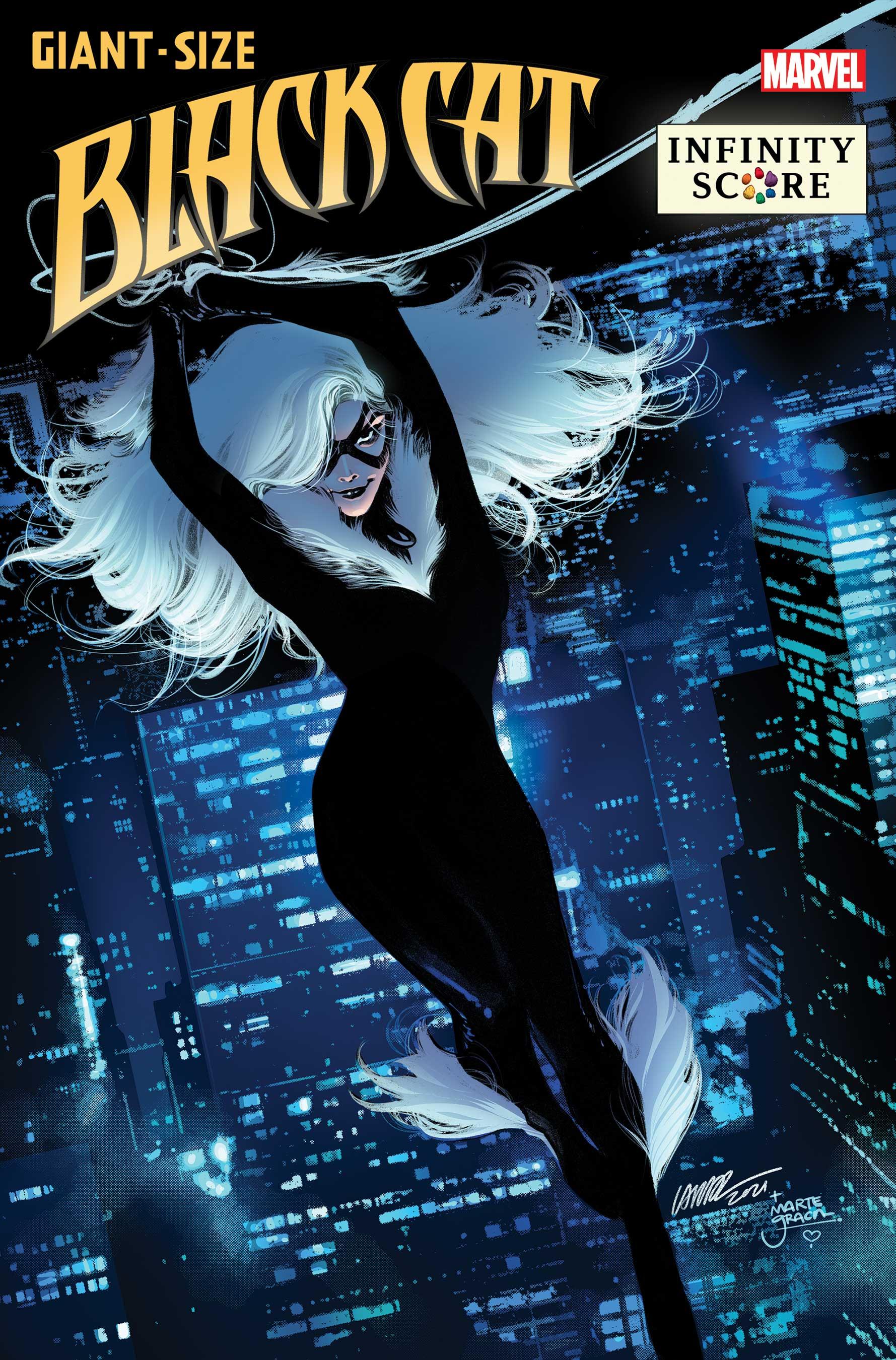 GIANT-SIZE BLACK CAT: INFINITY SCORE 1 (2021) #1