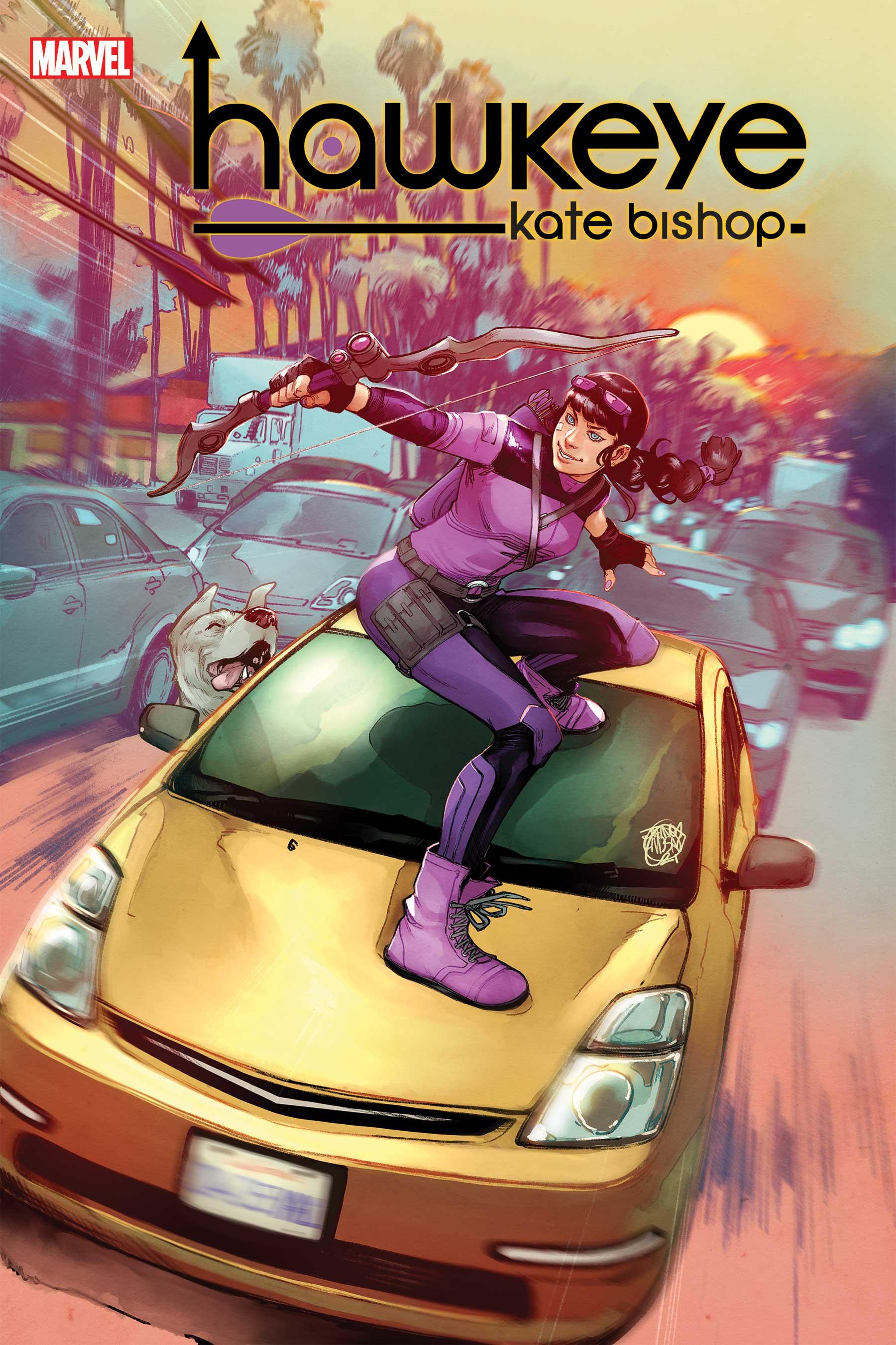 Hawkeye: Kate Bishop (2021) #1